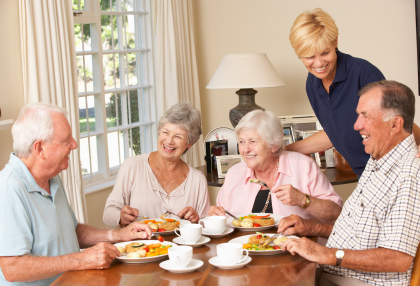 Planning Meals for Elderly; What Should They Eat?