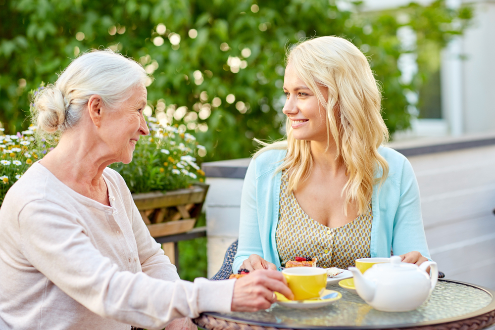 Loving Care for Aging Parents