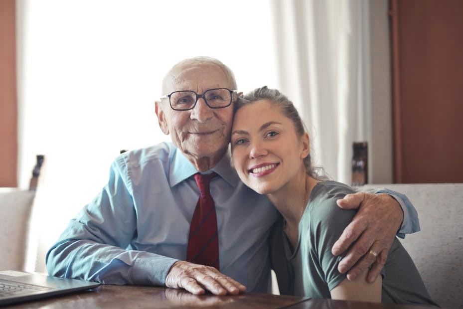 care for elderly parents in your home
