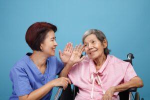 hearing loss in elderly