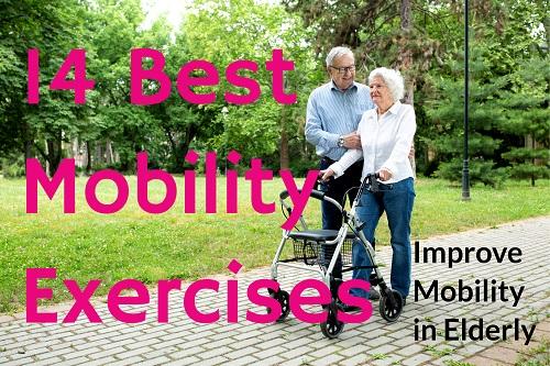 14 Best Elderly Mobility Exercises- Improve Mobility in Elderly