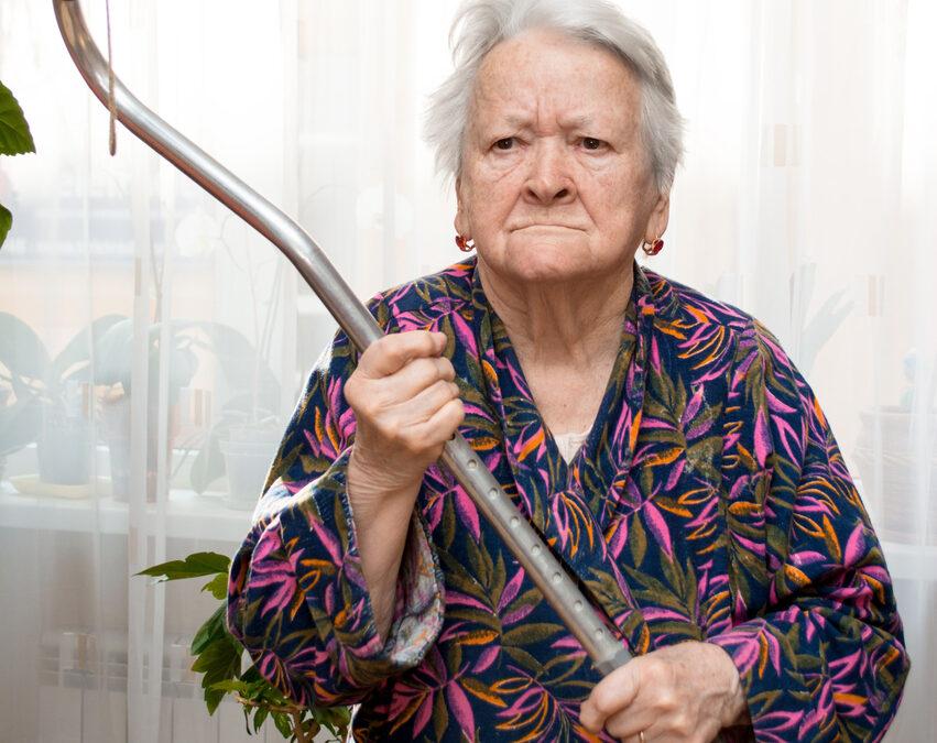Understand Anger In Elderly Loved Ones
