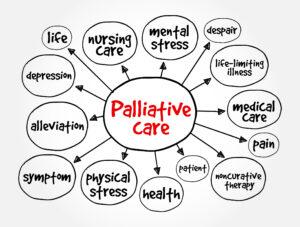 are hospice and palliative care the same